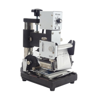 Hot Stamping Machine For PVC Card Foil Printer Maquina Estampadora Digital Hot Foil Stamping Machine WT 90AS