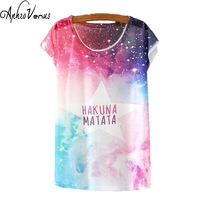 Hip Hop T Shirt Women 3D T Shirt Tops Harajuku Tshirt Printed Tops Poleras De Mujer