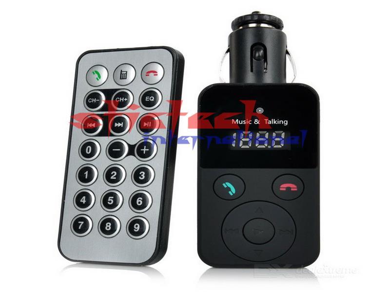 Clever Durch Dhl Oder Ems 100 Stücke Heiße Drahtlose Bluetooth Fm Transmitter Car Kit Mp3 Player Sd Usb Lcd Bt301 Bt302 Heißer Verkauf