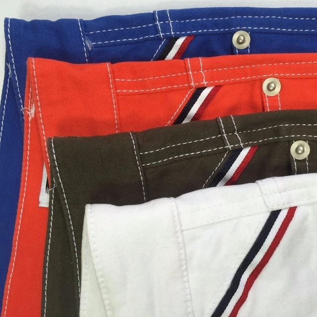 Straight Low Waist Shorts  1