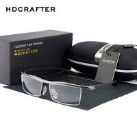 HDCRAFTER 2018 Reading Glasses Frame Optical Computer Radiation Resistant Myopia Eyeglasses Plain Mirror Sunglasses oculoz