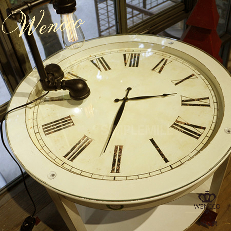 online shop nordic ikea simple european modern circular clock