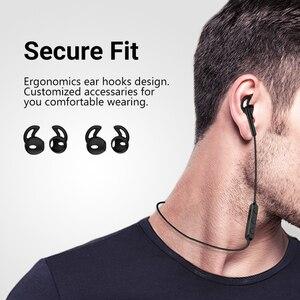 Image 5 - Langsdom E7 Sport Auricolari Senza Fili Mezza In ear Stereo Bluetooth Auricolare Auricolari Con Il Mic fone de ouvido bluetooth per telefono