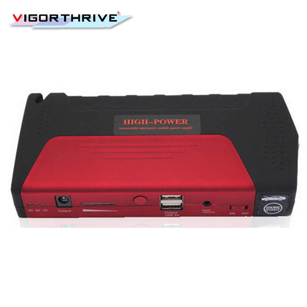 Car jump starter Multi function Car JumpStarter Booster Start Emergency font b Battery b font Pack