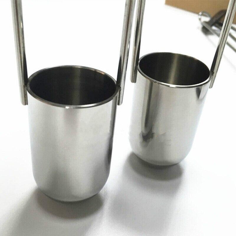 Kvalitní Zahn Viskozita Flow Cup Paint Viscometer Stainless Steel - Měřicí přístroje - Fotografie 4