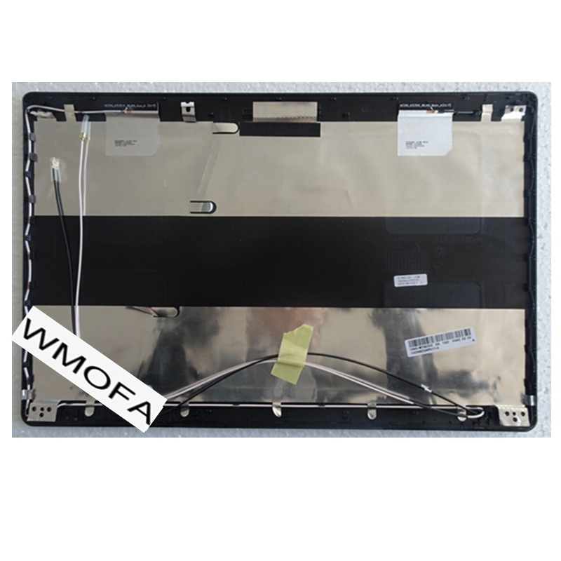 For ASUS K55 K55V K55VD A55V K55A X55 U57A X55A Laptop Top LCD Back Cover New black A Case original a1706 a1708 lcd back cover for macbook pro13 2016 a1706 a1708 laptop replacement