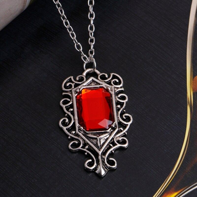 Mortal Instruments Isabelle Lightwood's Pendant Necklace