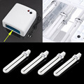 4Pcs 9W Curing UV Gel Lamp Gel Nail Art Dryer Light Bulb Tube Replacement Wholesale New