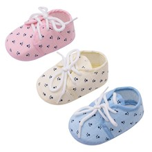 WEIXINBUY Baby Girls Shoes Infant Prewalker Toddler Girls Ki