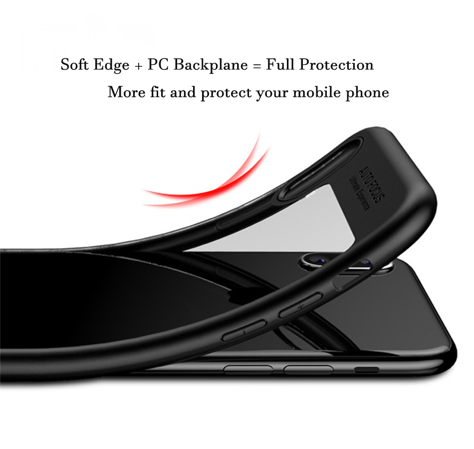 ipaky-Luxury-Case-For-iPhone-8-TPU-Silicone-Ultra-Thin-Acrylic-HD-Transparent-back-Cover-Case (2)
