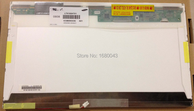 Бесплатная доставка LTN160AT01 LTN160AT02 для ACER Aspire 6930 г 6920 6935 6935 г HP CQ60 Asus X61S Toshiba топор / 53HPK LCD