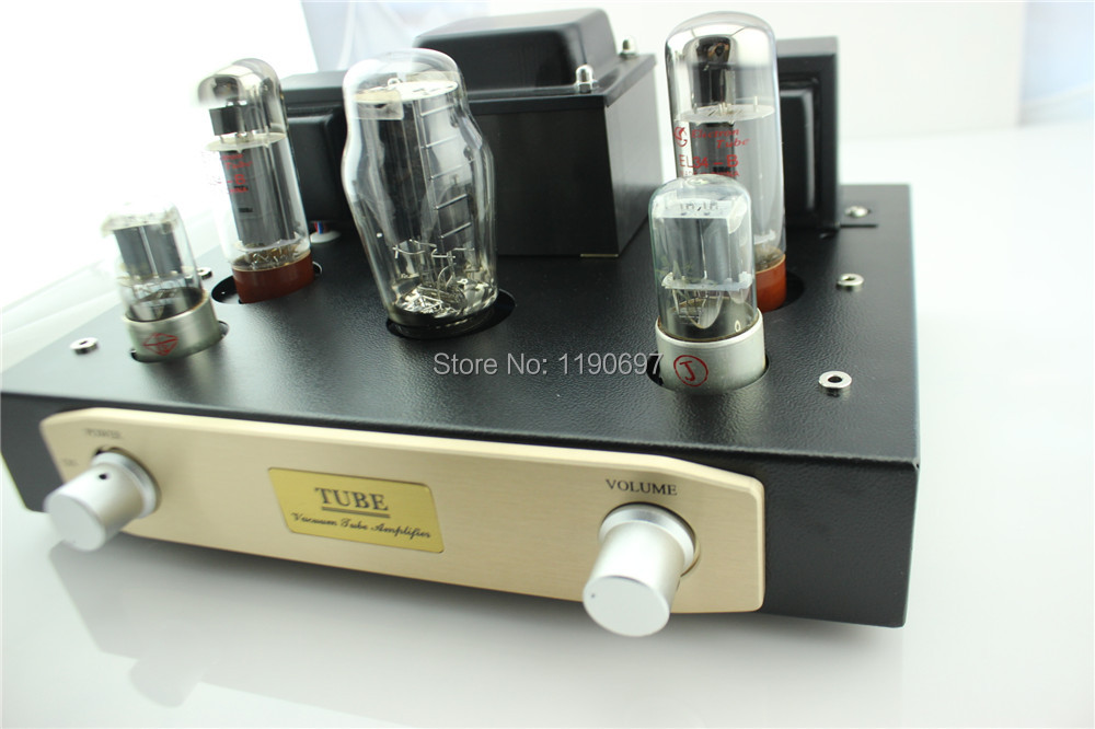 цена на EL34B Single Ended Tube Amplifier 5Z3P + 6N9 Tube Hifi Stereo Audio Vacuum Tube Power Amplifier
