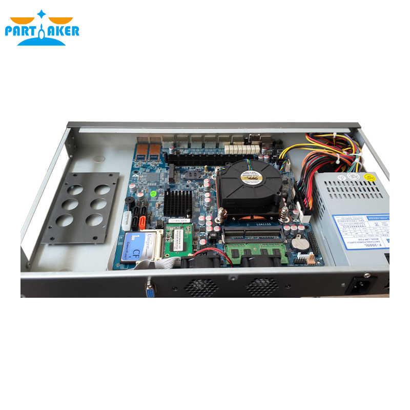 المشارك R10 I3 3220 شبكة خادم راوتر 2G RAM 8G SSD