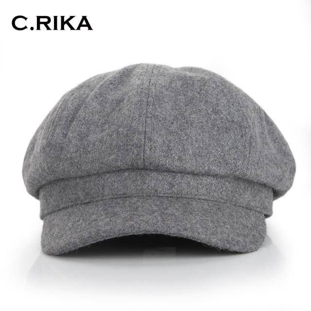 Inverno quente Alta Qualidade BTS Artista Moda Lã Boina Chapéu feminino para  as mulheres homens Cap 05078ebbeda