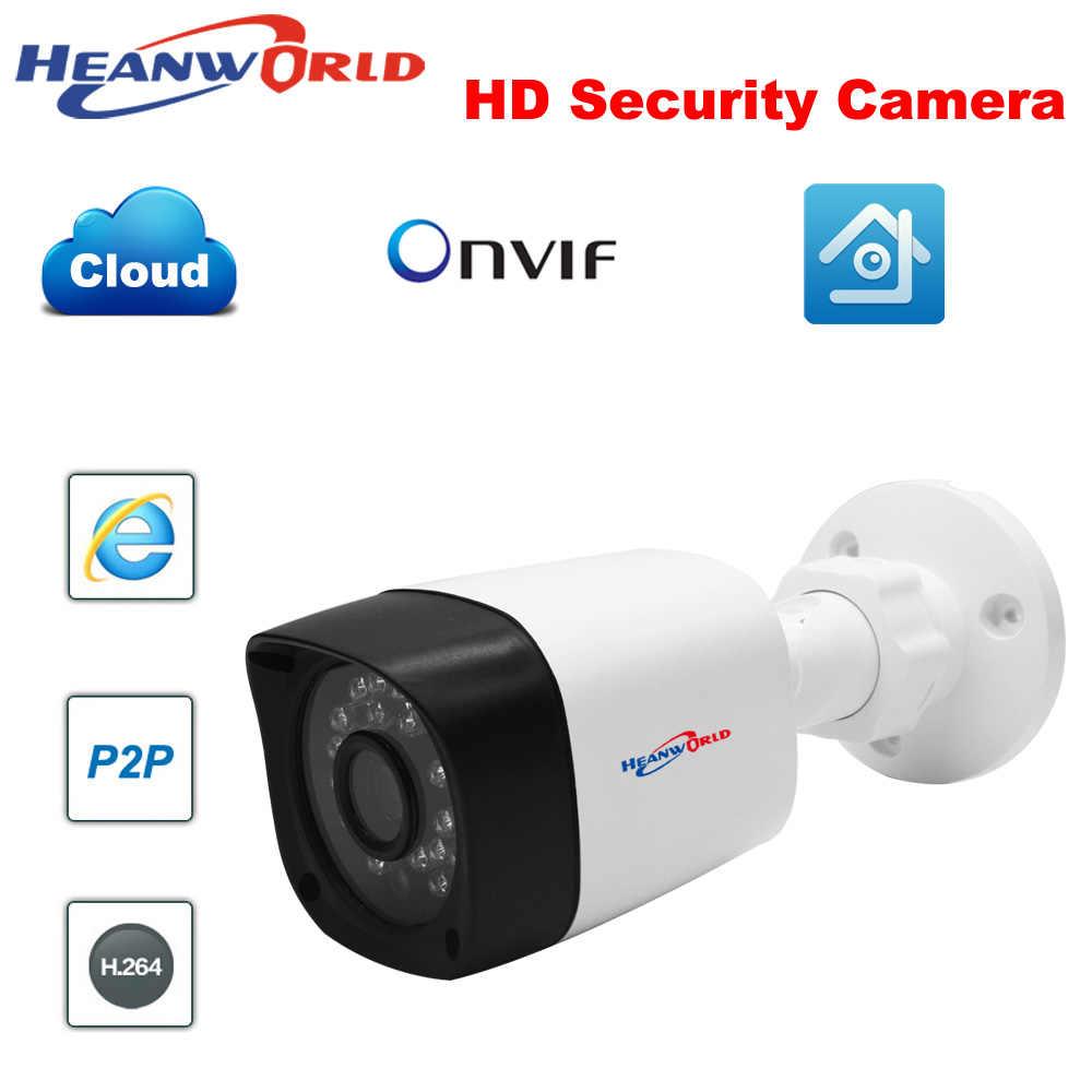 Heanworld hd ip камера 1,3 МП уличная камера безопасности 960p широкоугольный объектив видеонаблюдения ONVIF P2P детектор движения RTSP