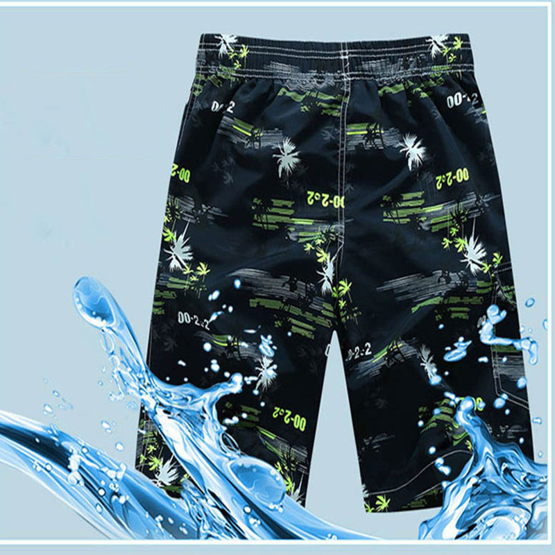 Sport Quickly Drying Beach   Shorts   Plus Size Loose Surfing Swimming   Shorts   5XL Mens Breathable   Board     Shorts   Trunks Swimwear M65