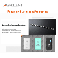 ARUN Free Printing Service Of Power Bank Private Custom Service Of Charger For Phone Vivvo Xiaomi