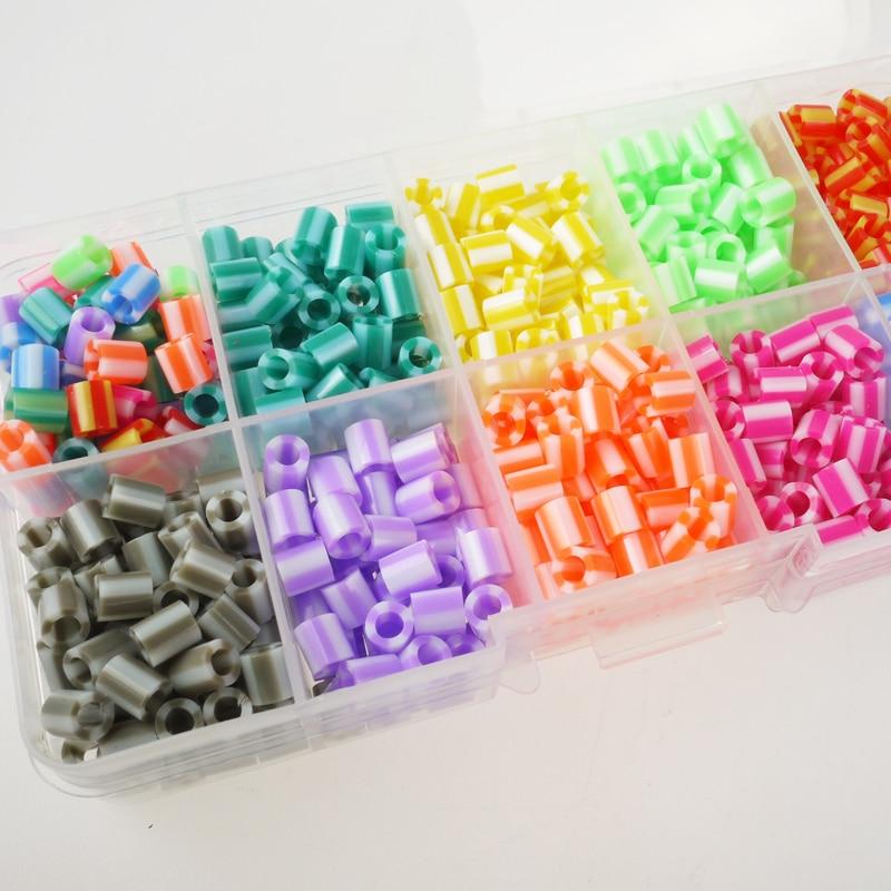 Hama / Perler / Osigurač / Željezo / Zajedno / Zrna za vrata Fun 3D - Igre i zagonetke - Foto 3