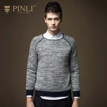 2017 Time-limited O-neck Standard Pullovers Men Sweater Pinli Products In The Spring Of New Men's Wear Collar Sweater B16321609