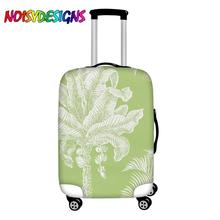 NOISYDESIGNS Luggage Cover Palm Tree Suitcase Protective Cover Travel 18-32 inch Trolley Elastic Dust Cover Travel Accessories