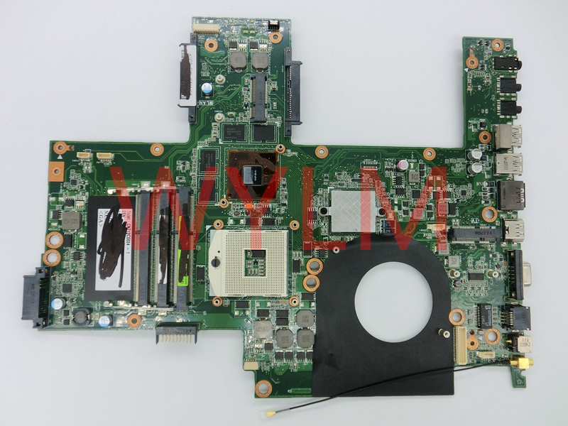 free shipping NX90SN HM65 GT540M 1GB mainboard REV 2.0 For ASUS NX90SN NX90S Laptop motherboard 100% Tested Working k73ta for asus k73t x73t k73ta k73tk r73t latop motherboard rev 1a qbl70 la 7553p hd7670m 1gb mainboard 100% tested ok