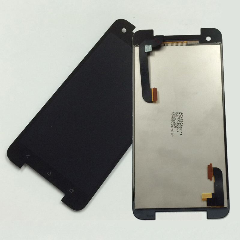 For HTC Butterfly S 901e 901s 9060 9088 Full Touch Screen Digitizer Sensor Glass + LCD Display Panel Monitor Module Assembly