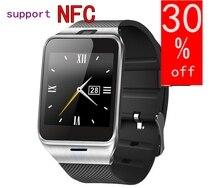 Bluetooth Smart Watch Smartwatch Marke mit MTK6260A CPU für Apple iPhone IOS Android Telefon Intelligente Uhr GVah