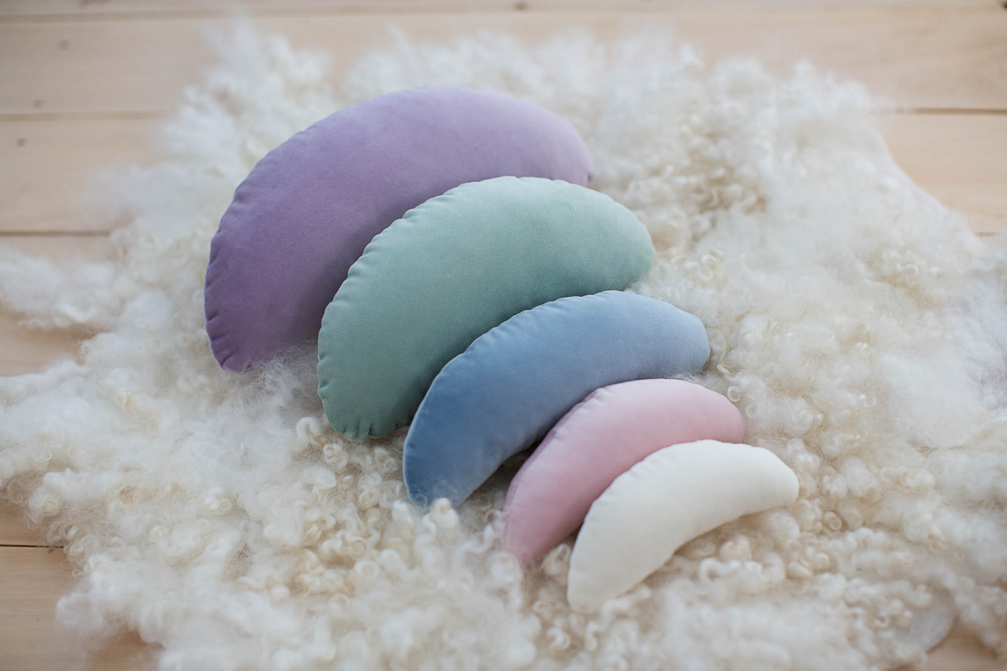 Newborn Photography Prop POSING Beans Posing Pillows - Posing Aid, Studio Essential, Posing Prop Photography Accessories