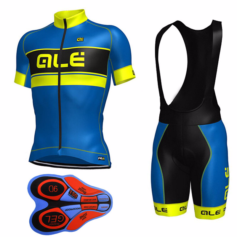 2018 ALE cycling jersey men summer breathable road bike wear cycling clothing set racing bicycle clothes mtb Ropa Ciclismo fualrny summer breathable mtb bike clothing women cycling wear ropa ciclismo bicycle clothes cycling jersey set with bib shorts