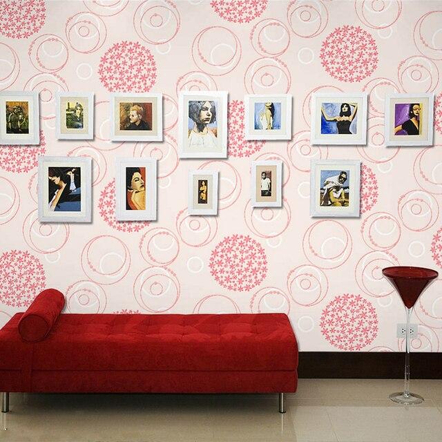 pastoral warmth simple nonwoven dandelion wallpaper 3d wall murals living room bedroom tv background wall sand