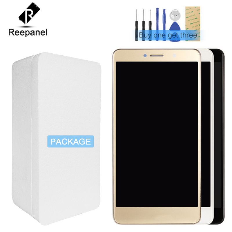For HUAWEI Honor 6X LCD Mate 9 lite Display Touch For Huawei Gr5 2017 Screen Replacement BLN AL10 BLN L24 BLN 21 Assembly