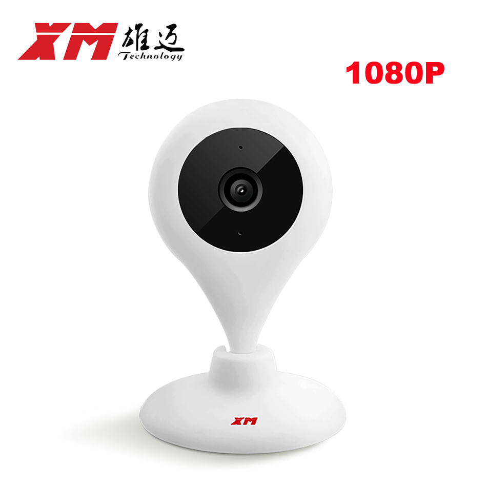1080 P HD IP Камера с пульта дистанционного управления WiFi Smart Видеоняни и радионяни сеть видеонаблюдения Камера дома Защита Cam