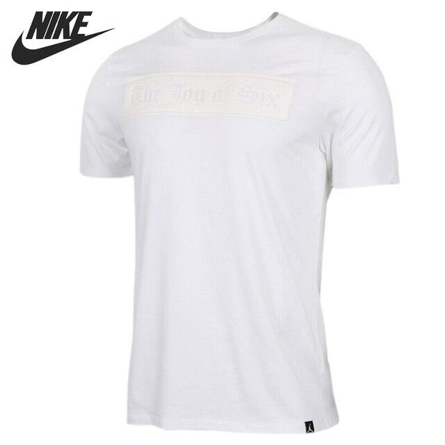 38d3c332d85df9 Original New Arrival 2017 NIKE AS AJ SIX RINGS JOY OF 6 TEE Men s T-shirts  short sleeve Sportswear