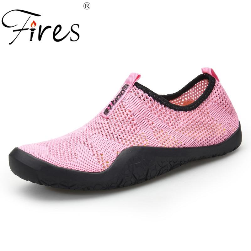 Incendios Mujeres Zapatos Deportivos Zapatillas de deporte de verano - Zapatillas