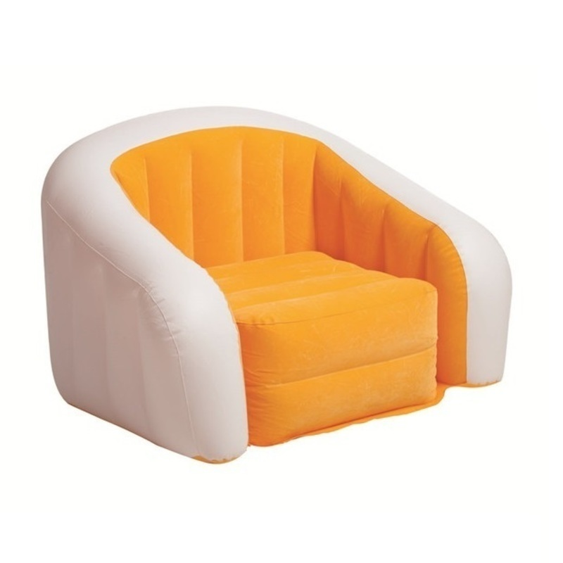 4247 Mail, send the original pump, genuine inflatable single lazy sofa, lunch lounge chair lunch at the zoo
