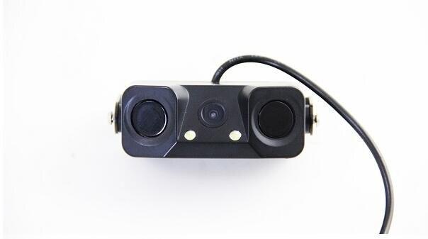 Автомобильная камера парковки для работы с DVD монитором 2 Сенсорная камера HD автомобильная система парковки для автомобилей, камера парка сенсорная помощь
