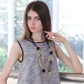 Collares y colgantes collar de gargantilla vintage steampunk mujeres collares collier colar maxi boho accesorios cadena gótico kolye nuevos