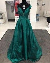 Hohe qualität Grün Abendkleid 2016 Sexy Tiefem V-ausschnitt Abendkleid Partei-kleid Sleeveless Vestido De Festa Longo