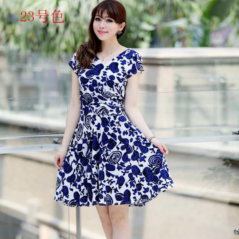 older women summer dresses � fashion dresses