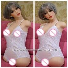 WMDOLL 82cm Sex Dolls Torso Realistic Silicone Doll For Huge Breast Artificia Vagina