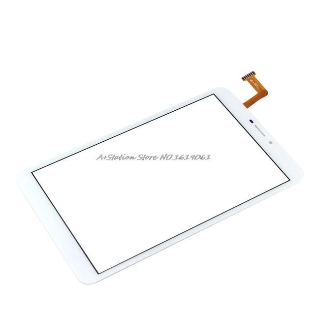 """8 """"Pulgadas OEM Compatible FPCA-80A04 FPCA-80A04-V01 V819 3G Sensor de Pantalla Táctil Panel de Cristal Blanco"""