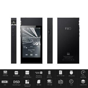 Image 2 - FiiO M7 גבוהה Res אודיו Lossless מוסיקה נגן MP3 Bluetooth4.2 aptX HD LDAC מגע מסך עם FM רדיו תמיכה ילידים DSD128