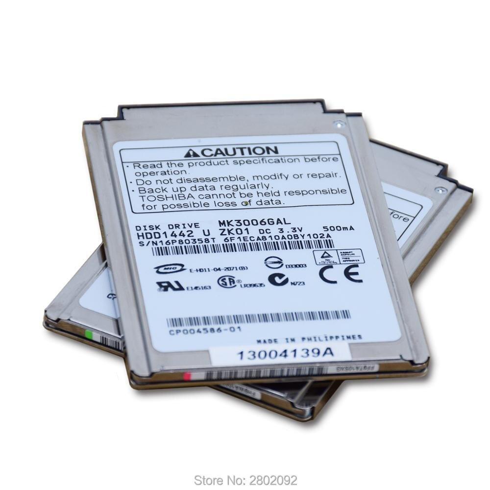 1.8 «30GB CF / PATA MK3006GAL Ноутбуктер үшін - Ойындар мен керек-жарақтар - фото 2