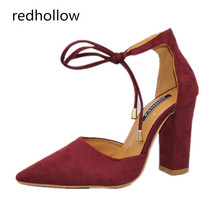 2018 spring new women shoes basic style retro fashion high heels pointed toe office & career shallow footwear women pumps isnom cow leather high heels women pumps spring fashion ladies office shoes stitching strange style square toe shallow footwear