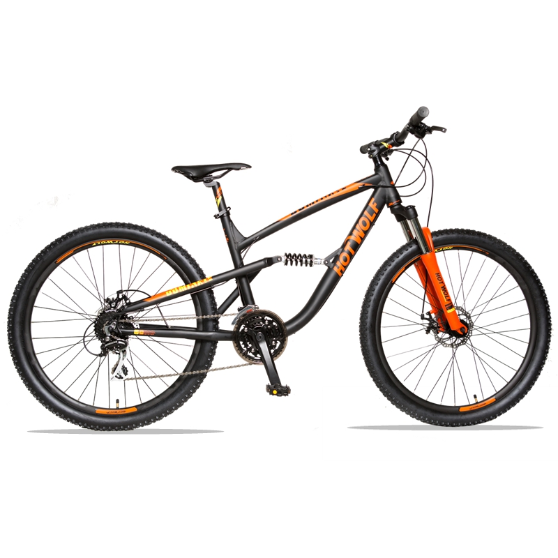 bicycle 27.5 inches 24speed mountain bike Aluminum alloy frame road bike Front and Rear Mechanical Disc Brake Spring Fork mountain bike and road bicycle frame 26 17 inch mountain bike yasite aluminum alloy disc brake