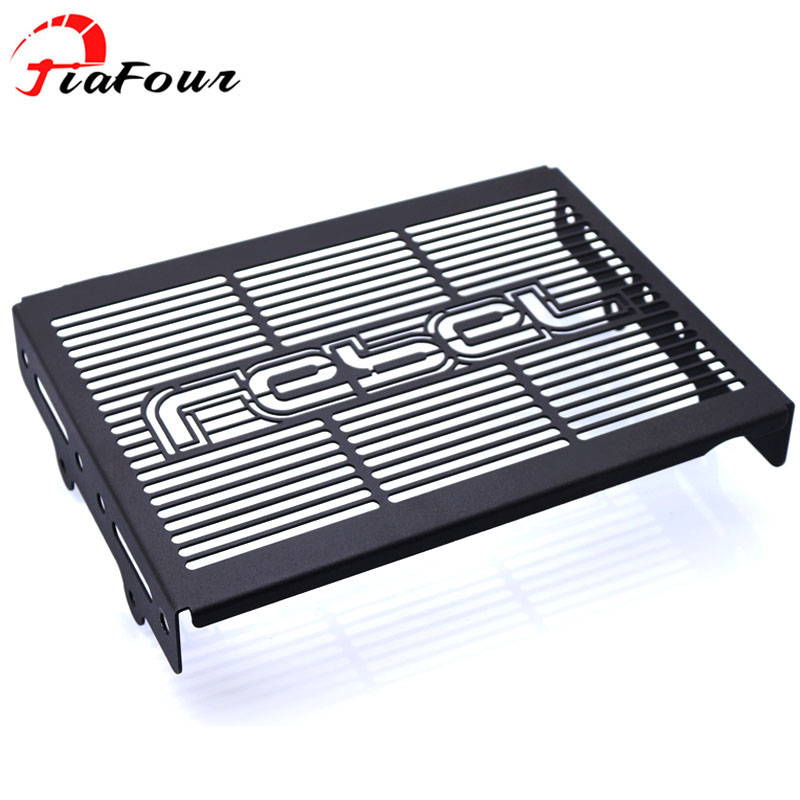 For HONDA REBEL 300 REBEL 500 REBEL300 REBEL500 2017 Motorcycle Accessories Radiator Grille Guard Cover Protector