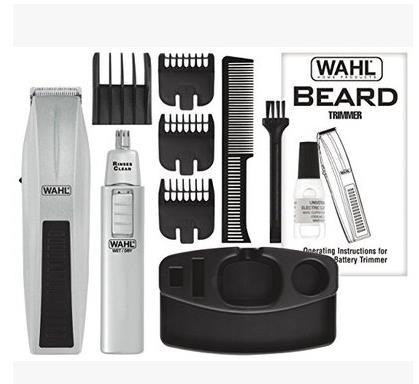 Здесь продается   Wahl Mustache and Beard Bonus Trimmer #5537-420  Красота и здоровье