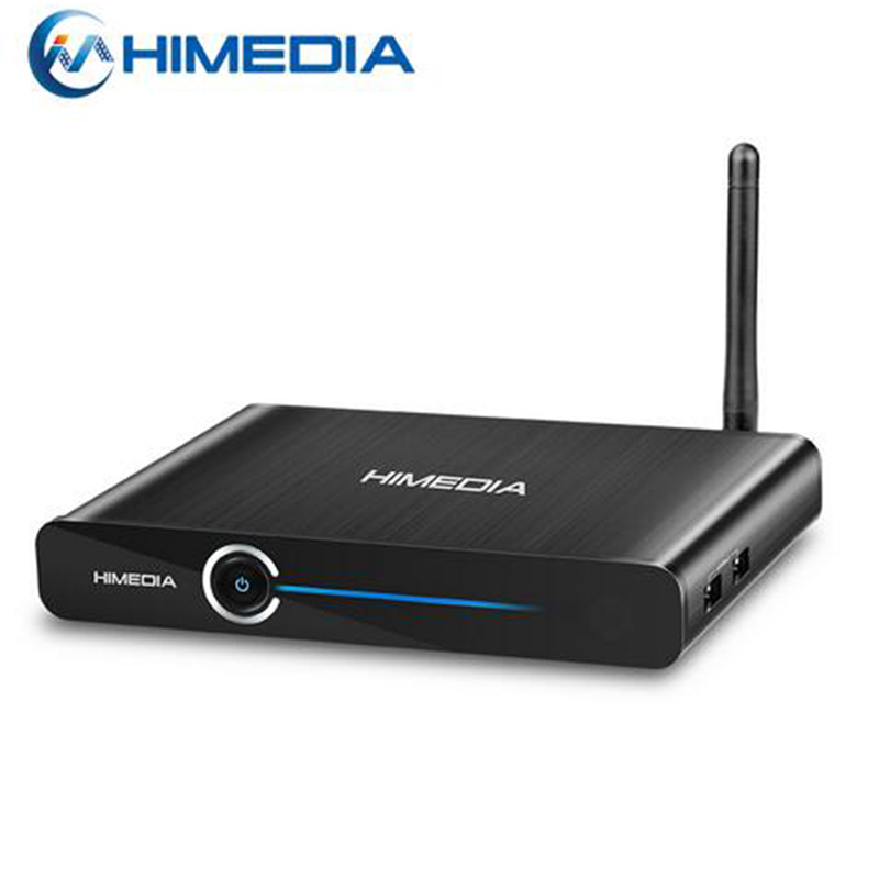 2018 New Arrival Himedia Q30 4K Smart Android 7.1 TV Box 2GB 8GB Hisilicon HI37980 V200 Quad Core Media Player H.265 Set-Top Box betty blue брюки капри