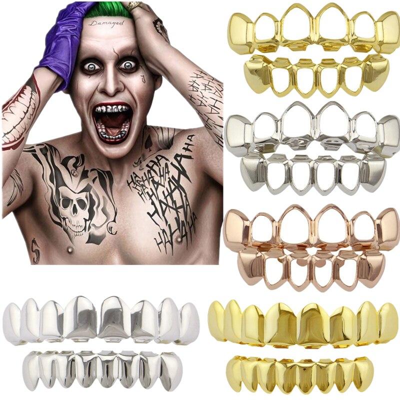 dientes de oro joker