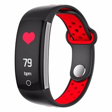 Fitness New Smart Band Blood Pressure Pulsometro Smart Bracelet Blood Oxygen Smart Wristband Bracelet For Android For Xiao Mi